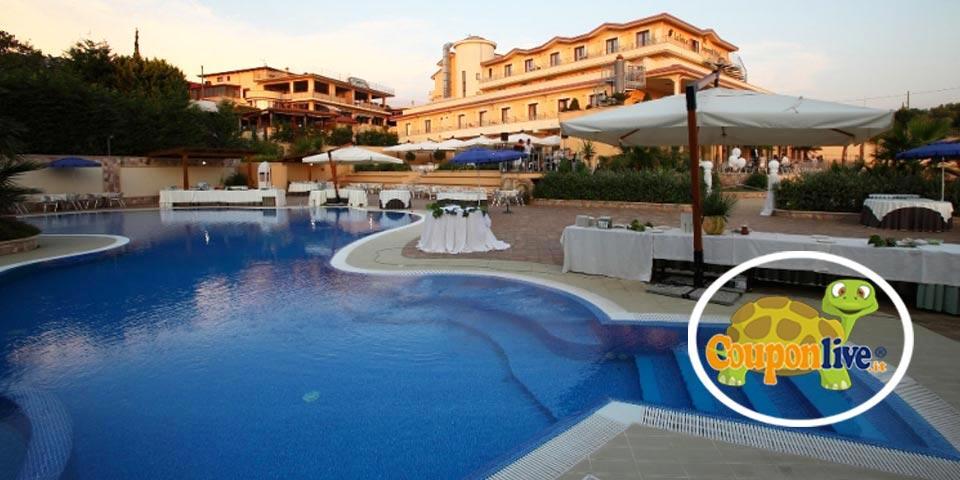 DIAMANTE (CS). 7 Notti in Pensione completa, a soli Euro 349,00 a persona a settimana, da La Felce Imperial Hotel.