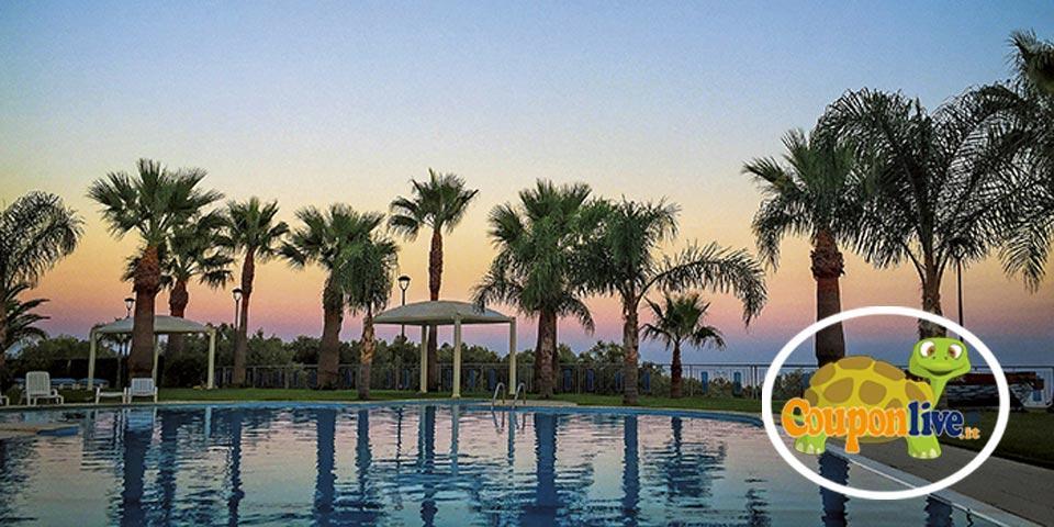 RIACE (RC), 3 Notti in Pensione Completa dal 18 al 21 Agosto da Euro 499,00 a camera, da Il Partenone Resort Hotel.
