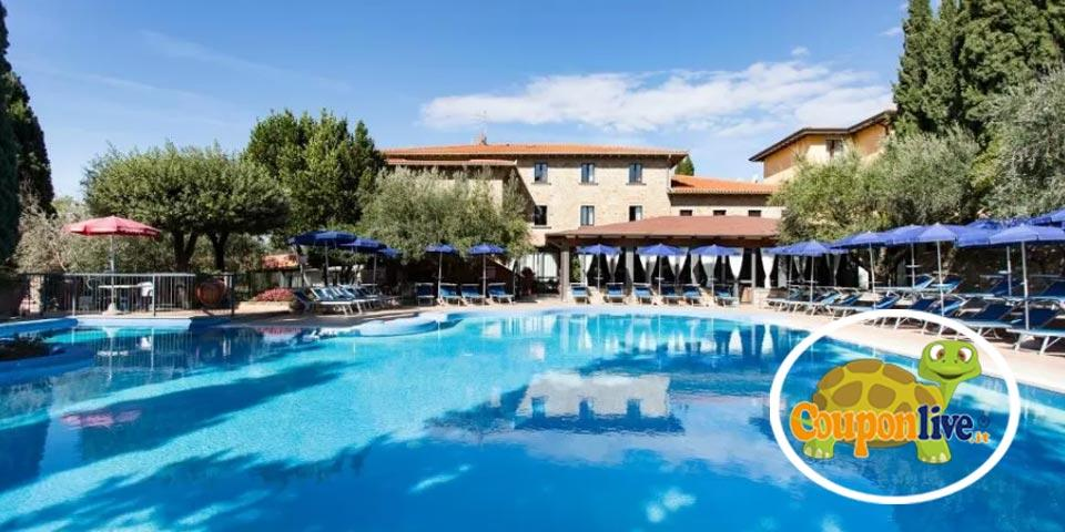 PRENOTA PRIMA, Dal 4 al 11 Luglio a Passignano sul Trasimeno, 7 Notti in Pensione Completa da Euro 359,00 a persona, da Villa Paradiso Village.