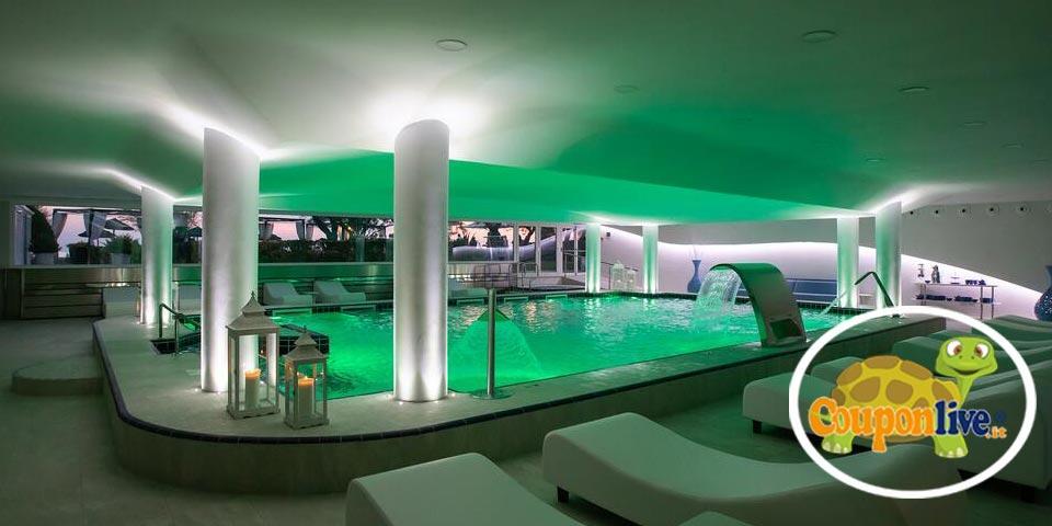 GALLIPOLI. 1 o 2 Notti in B&B o in Mezza Pensione con Percorso benessere a partire da Euro 149,00 a coppia, da Grand Hotel Costa Brada.