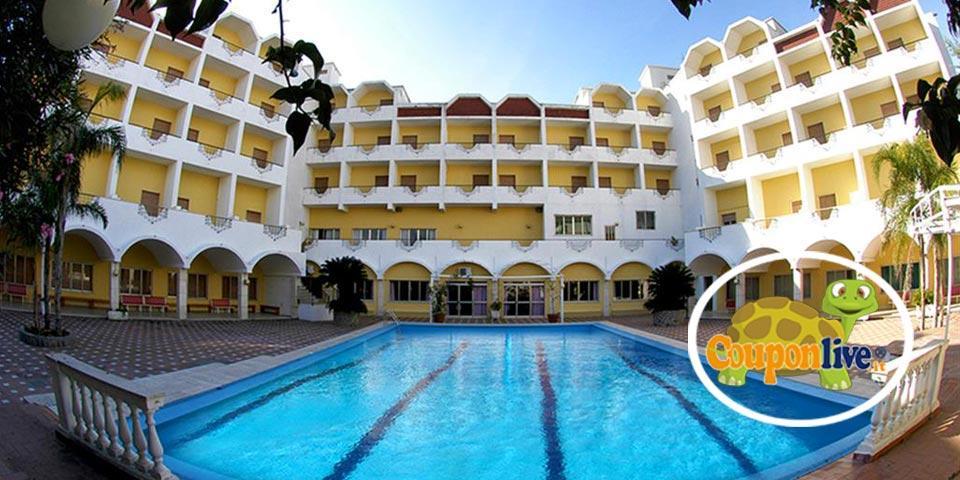 SCALEA (CS). 18-19-20 Settembre, 2 Notti in Pensione completa con utilizzo della spiaggia, a soli Euro 179,00 a coppia, da Hotel Parco dei Principi.