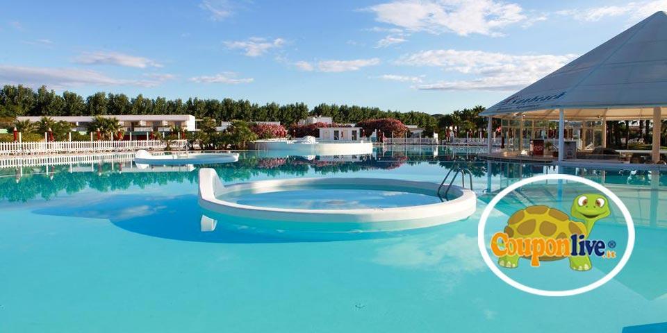 LIDO DI SQUILLACE (CZ). 7 Notti in All Inclusive a Settembre, da soli Euro 490,00 a persona da Sunbeach Resort Club Esse.