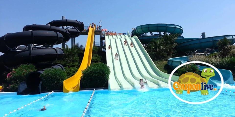 VENOSA, Ingresso Waterpark per una persona a partire da soli € 11,00 a persona.