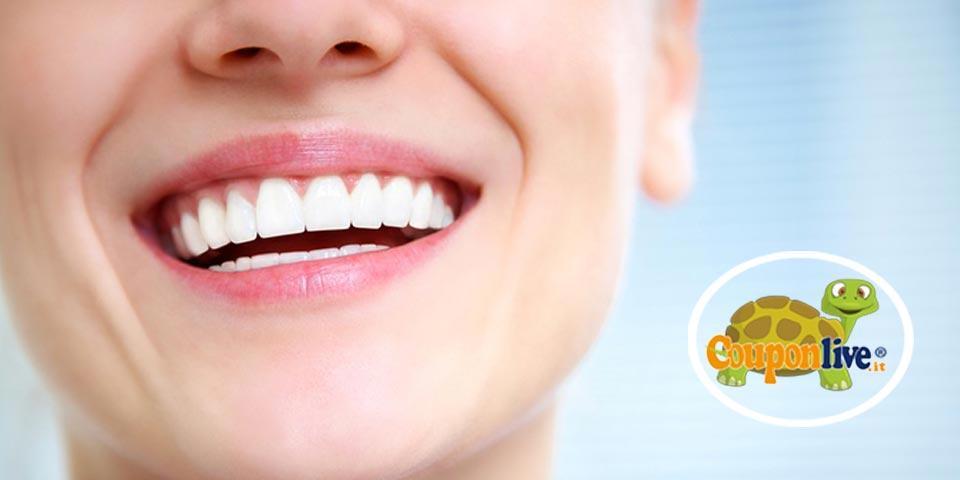 FOGGIA.Visita dentistica con Pulizia denti, sbiancamento e radiografia a partire da Euro 19,00, da Studio Dentistico  Dott. Anna Rendinella.