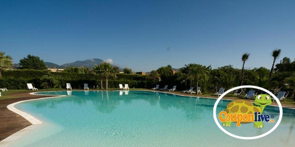 CILENTO, 7 Notti in Pensione Completa ad Agosto, da Euro 590,00 a persona, da Cilento Resort Velia.