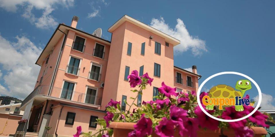 SAN GIOVANNI ROTONDO.1 Notte in B&B o Mezza Pensione a partire da Euro 49,00 a coppia, da Hotel Leon Ristorante Al Cavallino Rosso.