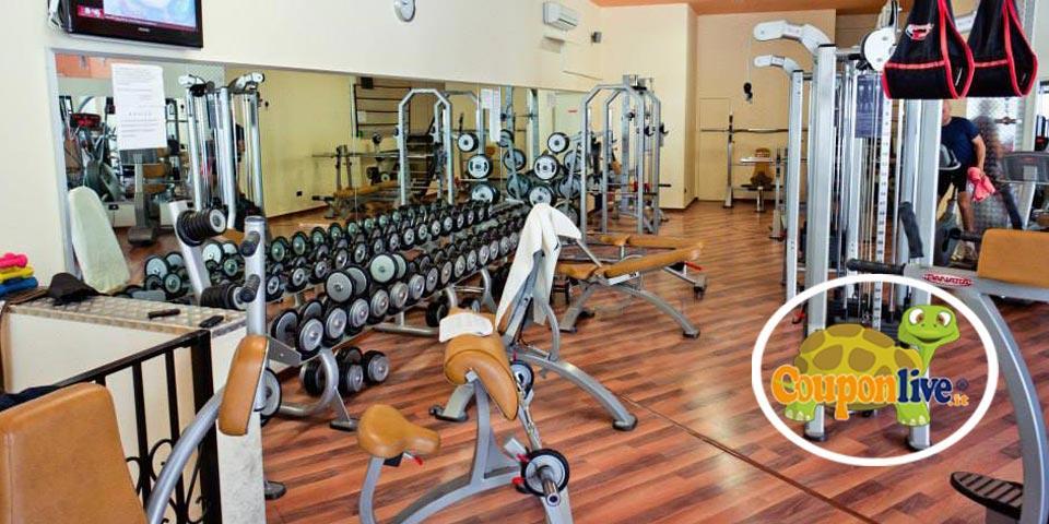 ANDRIA. 1 mese di  Functional Training con assicurazione e iscrizione inclusa a soli Euro 9,00 a  persona, da  Universal Gym.