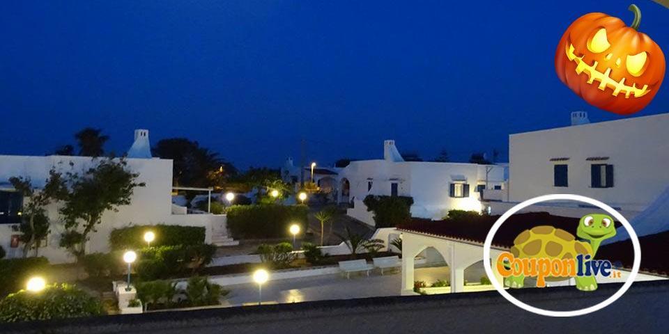 HALLOWEEN. 2 Notti in Pensione Completa a soli Euro 139,00 a persona, da Mapo Village Plaia, a Ostuni.