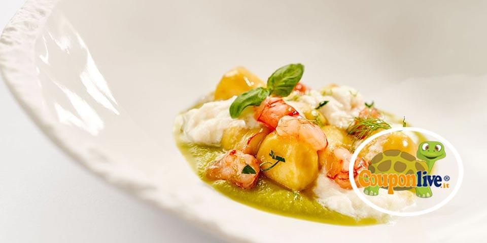 BARI. Pranzo o Cena con antipasti, primi,  secondo,  dolce, frutta, digestivo e Bevande Free a soli Euro  49,00 a coppia,  da Weilà.