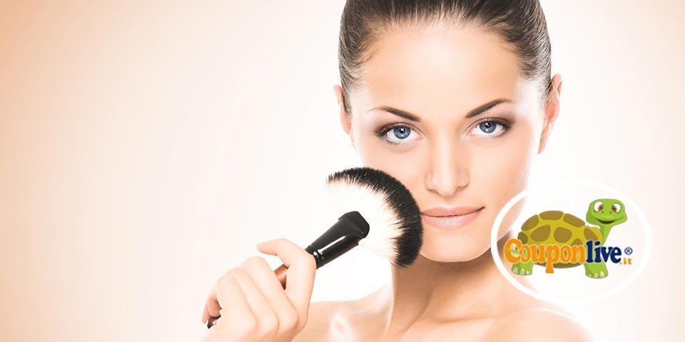 ANDRIA. Make up  viso con utilizzo di prodotti professionali a partire da Euro 5,90 a persona, da Elite  Beauty.