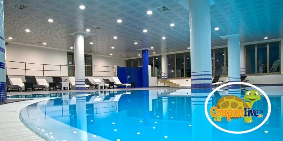 MARIOTTO. Percorso  Benessere di 60 minuti con possibilità di Pranzo o Cena a soli Euro 79,00 a coppia, da Park  Hotel Elizabeth.