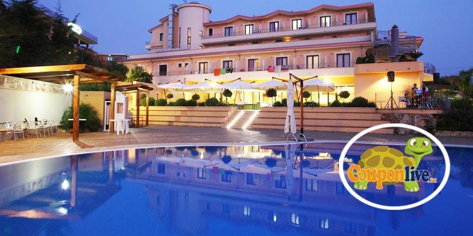 DIAMANTE (CS). 7 Notti in Pensione completa a LUGLIO a partire da Euro 449,00 a persona a settimana, da La Felce Imperial Hotel.