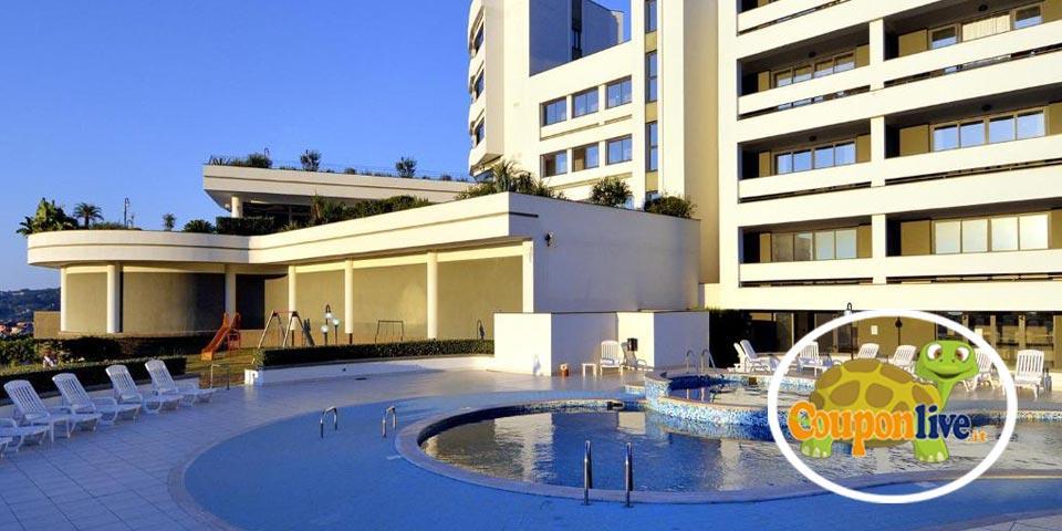 MONTEPAONE,7 Notti in Pensione Completa ad Agosto da Euro 1249,00 a camera, da Mirabeau Park Hotel