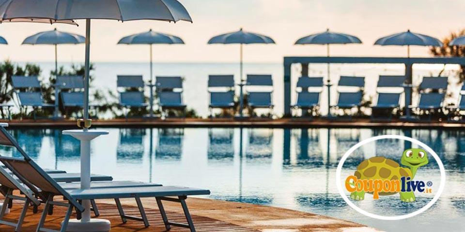 LUCERA. Speciale FERRAGOSTO di 1 notte e 2 giorni in pensione completa con utilizzo piscina a soli � 75,00 a persona! Da Palace Hotel!