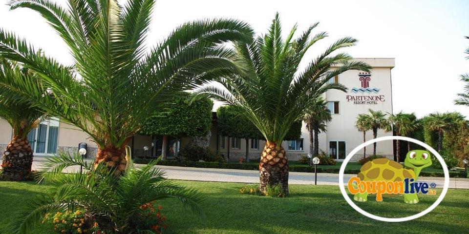 RIACE, FERRAGOSTO 7 Notti in Pensione Completa da Euro 1310,00 a camera, da Il Partenone Resort Hotel.