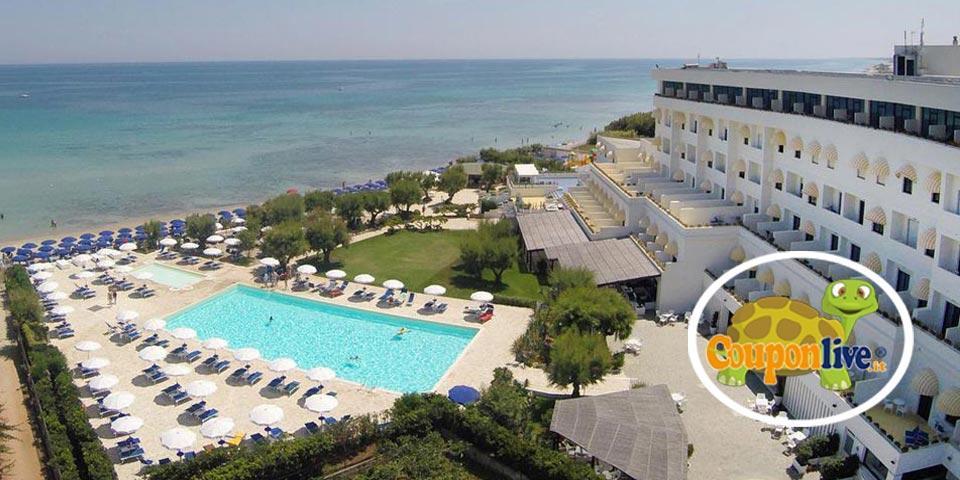 CAPODANNO. 2 Notti in Pensione Completa a soli Euro 289,00 a persona, da Hotel Del Levante a Torre Canne.