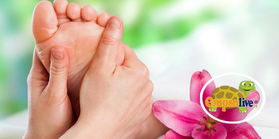 BISCEGLIE. 1 Massaggio Cinese  del Piede della durata di 45 minuti a soli Euro 9,90 a persona, da Studio  di Enrica  Padalino.