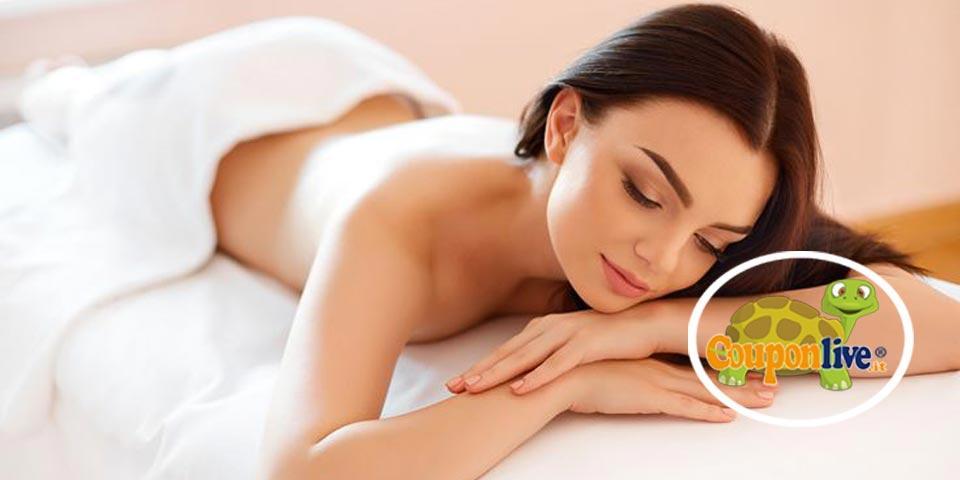 LECCE. 1  seduta di  Massaggio Relax della durata di 50 minuti a soli Euro 15,00 per una  persona,  da Estetika.