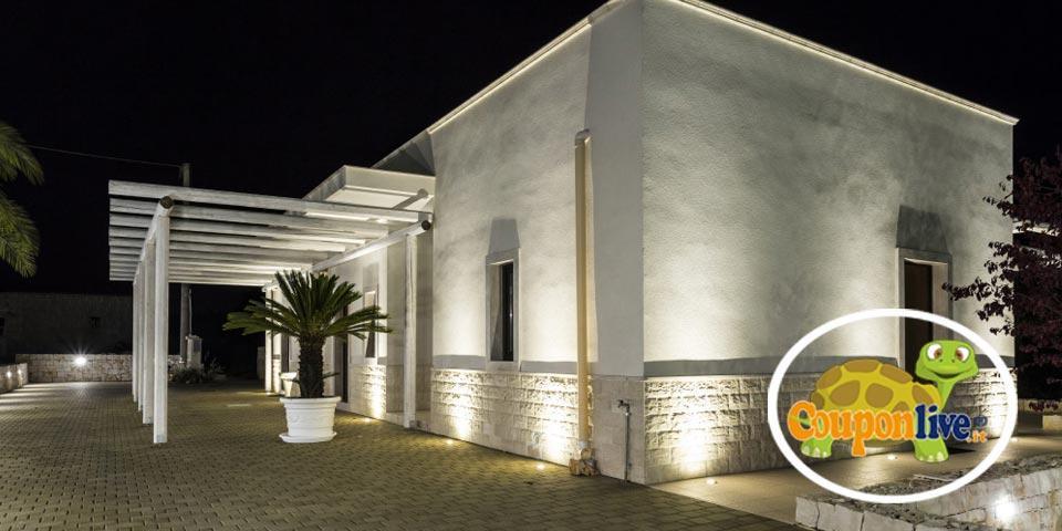 CASTELLANA GROTTE. 1 Notte in B&B con Prosecco, degustazione Sushi in camera e colazione a soli Euro 65,00 a coppia, da B&B Dimora Delle Grotte.