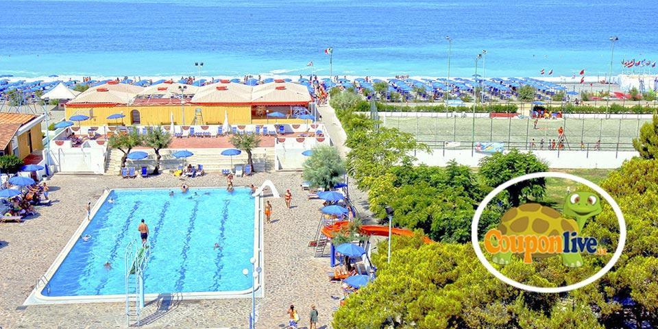 SCALEA (CS), 7 Notti in Pensione Completa a Settembre da Euro 350,00 a persona, da Santa Caterina Village.