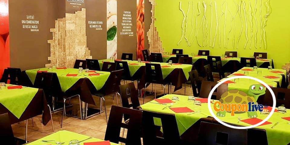 CERIGNOLA. Menù Pizza con antipasti, pizza, bibita e digestivo a soli Euro 15,00 a coppia, da Ristorante Pizzeria Il Gambero.