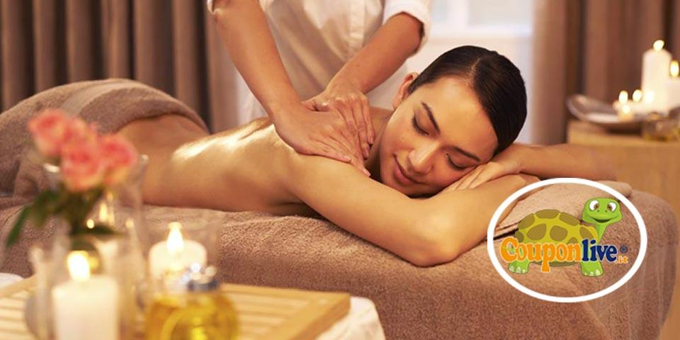 FOGGIA. 1 seduta di Massaggio  Relax della durata  di 50 minuti a soli Euro 9,00 a persona, da Beauty Oasi  & Sun.