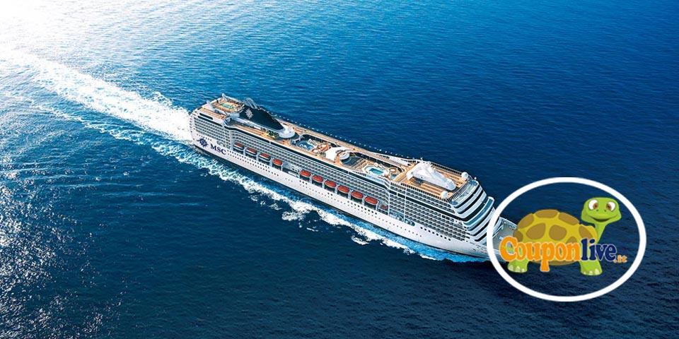 MSC ORCHESTRA, FERRAGOSTO, da BARI dal 15 al 22 Agosto 2021, Tasse portuali e assicurazione inclusa a partire da Euro 997,00 a persona.