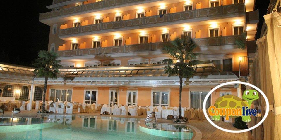 NATALE. 2 Notti in Mezza Pensione o Pensione Completa, a partire da Euro 149,00 a persona, da Grand Hotel Osman ad Atena Lucana.