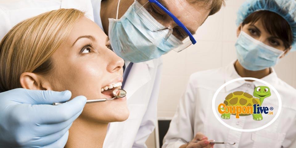 SAN SEVERO. Visita Odontoiatrica con  Pulizia Denti e Sbiancamento denti a partire da  soli Euro 19,00 a  persona, dal Dott. Marco Nardella.