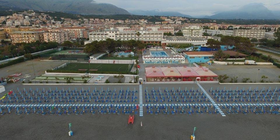 PRENOTA PRIMA, Luglio a SCALEA, 7 Notti in Pensione Completa da Euro 595,00 a persona, da Santa Caterina Village.