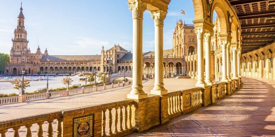 SIVIGLIA.Volo A/R da Bari, 4 Giorni e 3 Notti 12 al 15 Novembre, a soli Euro 289,00 a persona.